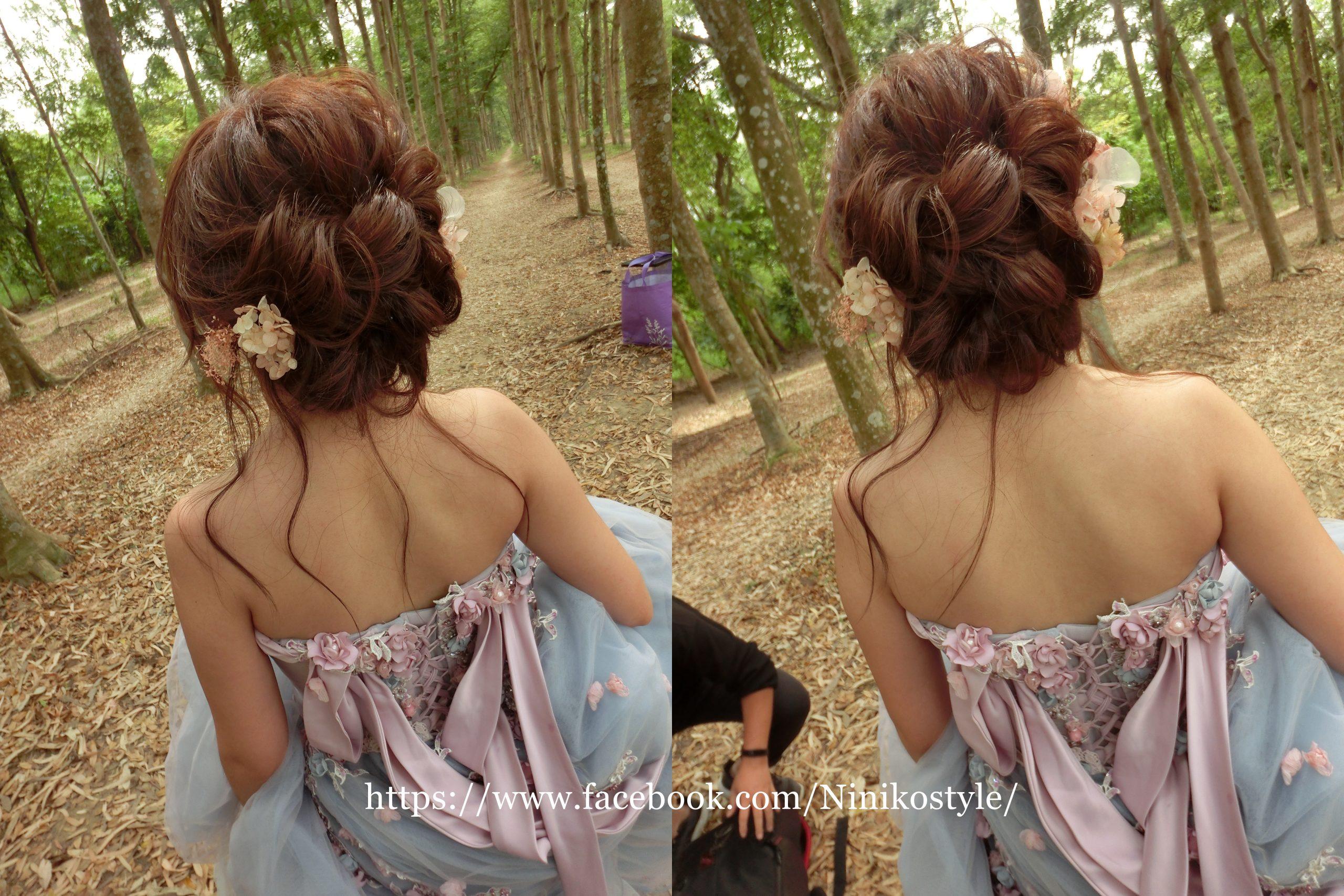 自助,婚紗,髮型,禮服